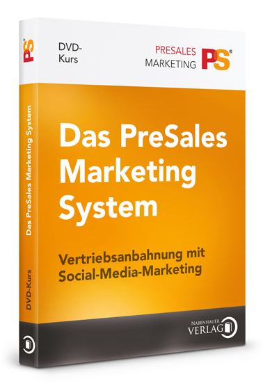 DVD Presales Marketing System